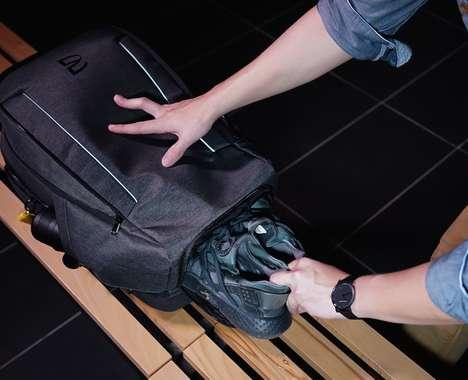 Multipurpose Travel Gym Backpacks