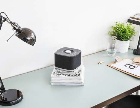 Multi-Unit Sound Systems - The Philips 'izzy' Audio Multi-Room System Fills a Whole Home with Tunes