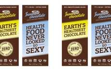Guiltless Health Chocolate - Innocent Chocolate is Free of Dairy, Sugar and Carbs