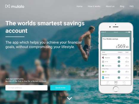 Lifestyle-Oriented Savings Apps - 'Mulalo' Helps Users Reach Financial Goals without Compromising