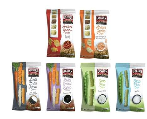 Vegetable-Based Snack Foods