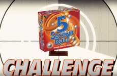 YouTubers 'Team Edge' Competed in a Game of 'The 5 Second Rule'
