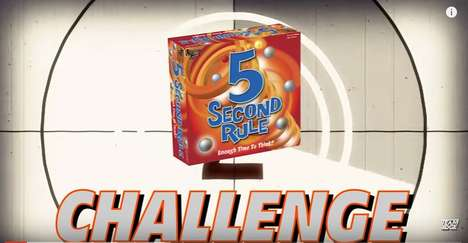 Quick Guessing Challenges - YouTubers 'Team Edge' Competed in a Game of 'The 5 Second Rule'