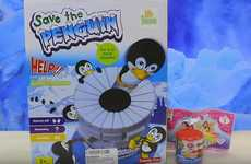 Penguin-Saving Family Games