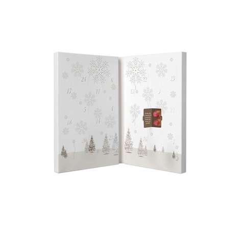 Twosome Advent Calendars - This Truffle Advent Calendar for the Holidays is Meant for Sharing