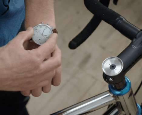 Bike Speed-Tracking Watches