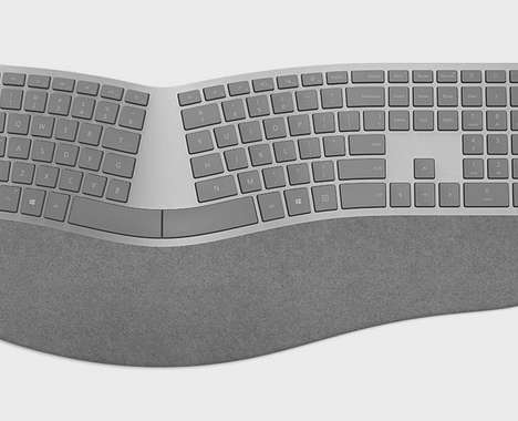 Healthy Strain-Free Keyboards