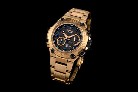Decadent Durable Timepieces - This G-SHOCK Watch Celebrates a Classic Model's 20th Anniversary