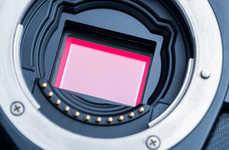 Human-Surpassing Image Sensors - Tamron Japan's New Sensor Will Be More Sensitive than the Human Eye