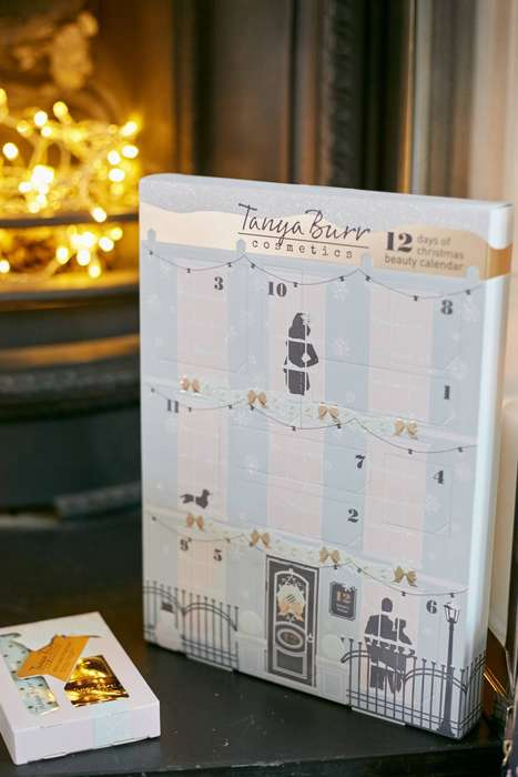 YouTuber Cosmetic Calendars - The Tanya Burr Beauty Calendar Helps You Count Down to Christmas