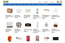 IKEA's 'Retail Therapy' Campaign Renames Products Based on Google