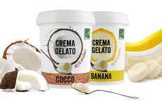 Creamy Tropical Gelatos