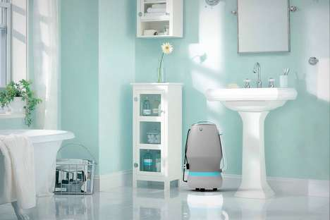 Compact Economical Washing Machines - The 'Buck Wash' is a Small Washing Machine for Small Spaces