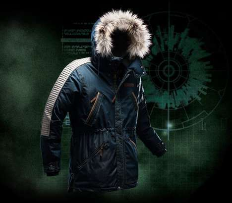 Intergalactic Winter Jackets - The Columbia Rogue One: A Star Wars Story Inspired Jackets are Chic