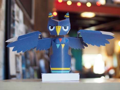 Educational Programmable Owl Toys - The 'Oomiyu' Robot Owl Maker Kit Teaches STEM with a Fun Project