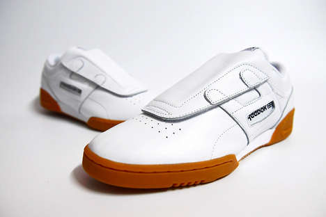 Transformative Retro Sneakers - Reebok and BEAMS Revitalized the 'Classic Workout Lo' Silhouette