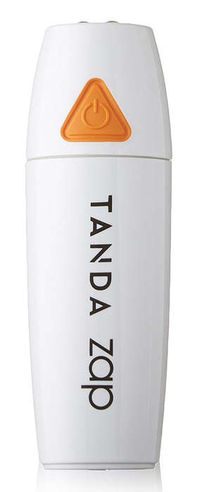 Bacteria-Killing Acne Lights - The Tanda Zap Acne Clearing Device Clears or Fades Zits in 24-Hours