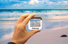 Dedicated Social Media Cameras - The 'Instasnap' Camera Makes Instagram Posting Phone-Free