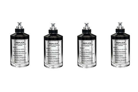 Exclusive Gender-Neutral Scents - Maison Margiela's Replica Fragrance Will Be Sold at Its Pop-Up