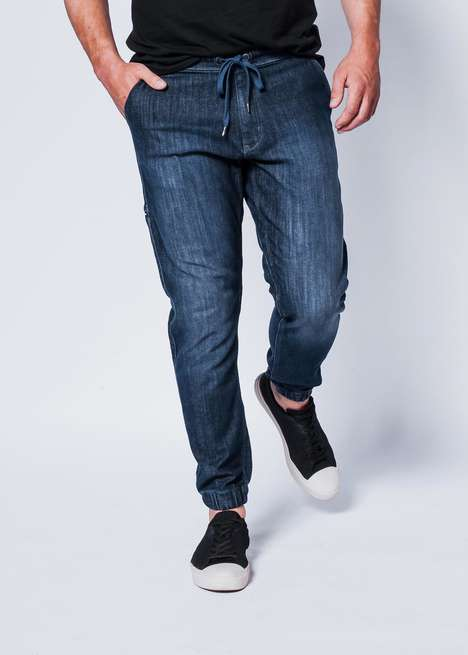 Sweatpant-Style Jeans - Dish & DU/ER's Denim JOGGERs are Comfortable, Stylish Performance Pants