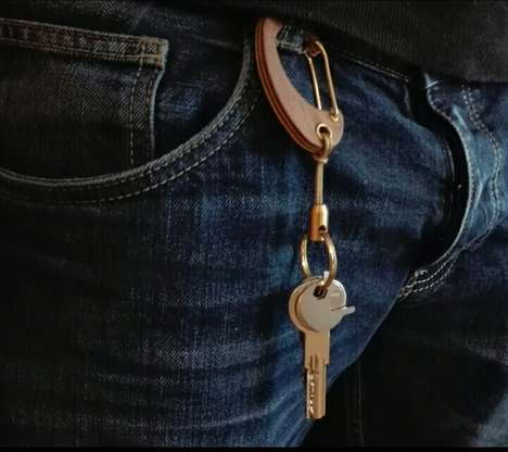 Miniature Keychain Tools - The 'MyPocketMaster' Performs Small Tasks with Ease