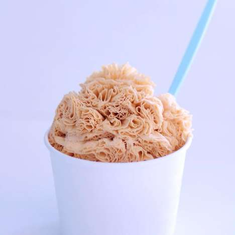 Shaved Ice Dessert Shops - Las Vegas' Snowflake Shavery Combines the Best of Ice Cream & Shaved Ice