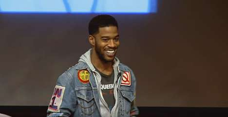 Remembering Your Roots - Kid Cudi Returned to His High School for His Talk on the Music Industry