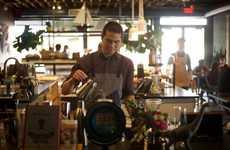 Australian-Style Coffee Shops - Las Vegas' 'PublicUs' Brings Australia's Communal Cafes to the US