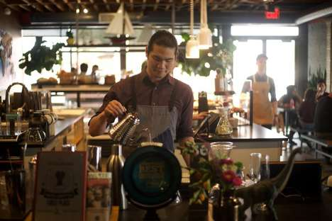 Australian-Style Coffee Shops - Las Vegas' 'PublicUs' Brings Australia's Communal Cafes to the US