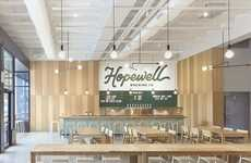 Contemporary Brewpub Interiors