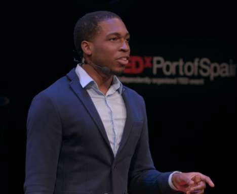 Global South Innovations - Kheston Walkins Changes Perspectives in His Global Innovation Talk