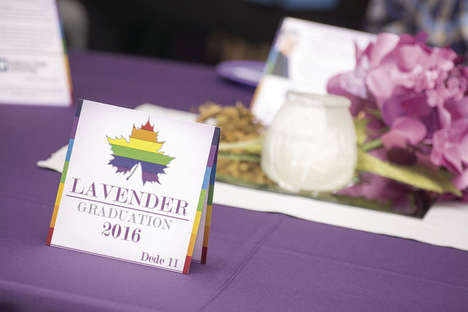 LGBTQ Student Celebrations - Lavender Graduation Celebrates LGBTQ Student Accomplishments