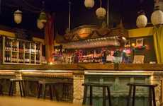 Furniture Store Wine Bars - 'The Imperial' is an Orlando Bar Housed in an Old Furniture Shop