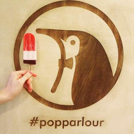 Gourmet Popsicle Shops - 'The Pop Parlour' Serve Up Artisan Ice Pops in Orlando