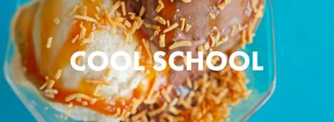 Vegan Ice Cream Schools - Sweet Ritual's 'Cool School' Educates Dairy-Free Entrepreneurs