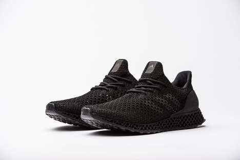 3D-Printed Performance Shoes - The adidas 3D Runner Shoe is the First Design for Consumer Purchase