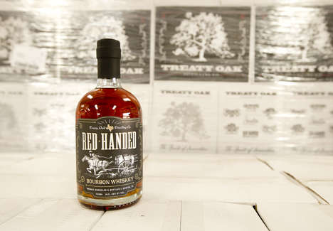 Branded Father's Day Barbecues - Treaty Oak Distilling's June Cookout Serves Artisanal Spirits