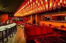 Clandestine Karaoke Bars - Los Angeles' 'Blind Dragon' is an Asian-Style Lounge with Private Karaoke