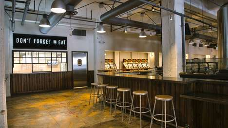 Playful Californian Brewpubs - The Arts District Brewing Company Combines Craft Beer with Bar Games