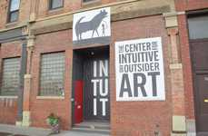 Outsider Art Exhibitions - This Chicago Gallery Celebrates Intuitive and Outsider Art