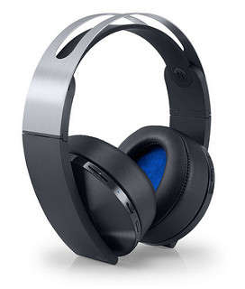 Virtual Sound Gaming Headsets - The PlayStation Platinum Wireless Headsets will Enhance Gameplay