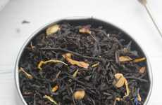Bacon-Flavored Teas - This Unusual Loose Leaf Tea Flavor Includes Natural Bacon Flavoring