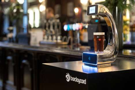 Self-Serve Pub Bars - The 'Pay @ Pump' Beer Pump is a Self-Checkout for Pubs