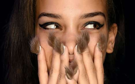 Top 100 Bizarre Trends in 2016 - From Furry Nail Art to Relaxing Soup-Scented Bath Salts