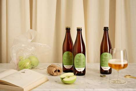 16 Flavorful Cider Varieties - From Earthy Apple Ciders to Small-Batch Experimental Moscatos