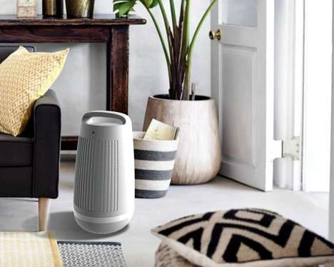 Motion-Sensing Heaters - The 'Focus' Home Heater Directs Warmth in Your Direction