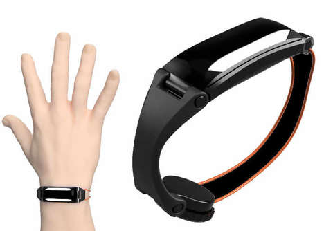 Gamer Emotion-Tracking Wearables - The Ankkoro Emotion Sense Wrist Wearable Captures Emotional Data