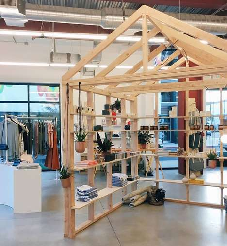 Design-Driven Decor Shops - Los Angeles' 'Poketo' Promotes the Work of Independent Artists