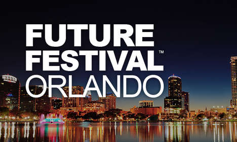Future Festival Orlando - Attendees Compare Their Skillsets at This Orlando Innovation Conference