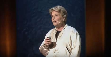 Putting Women in Power - Sandi Toksvig's Talk on Women's Equality Targets Her Political Efforts